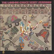 Chuck Berry The London Chuck Berry Sessions - EX UK vinyl LP
