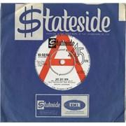 "Chuck Jackson Any Day Now UK 7"" vinyl Promo"