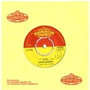 """Chuck Jackson Beg Me UK 7"""" vinyl"""
