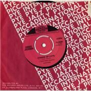 "Chuck Jackson Chains Of Love UK 7"" vinyl"