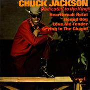 Click here for more info about 'Chuck Jackson - Dedicated To The King'
