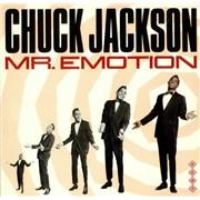 Chuck Jackson Mr. Emotion UK vinyl LP