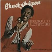Chuck Jackson Needing You Wanting You USA vinyl LP