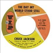 Click here for more info about 'Chuck Jackson - The Day My World Stood Still'
