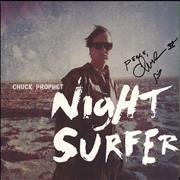 Click here for more info about 'Chuck Prophet - Night Surfer - 180gm - Autographed'
