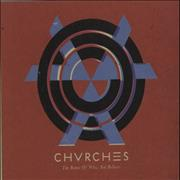 Click here for more info about 'Chvrches - The Bones Of What You Believe - Sealed'