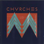 Click here for more info about 'Chvrches - The Mother We Share - Red Vinyl'