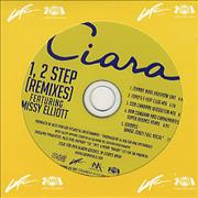 Click here for more info about 'Ciara - 1, 2 Step - Remixes'