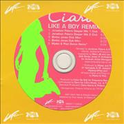 Click here for more info about 'Ciara - Like A Boy Remixes'