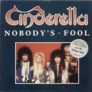 Click here for more info about 'Cinderella - Nobody's Fool'