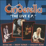 Click here for more info about 'Cinderella - The Live EP'