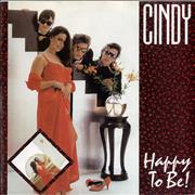Click here for more info about 'Cindy - Happy To Be'
