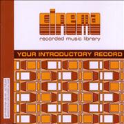 Click here for more info about 'Cinema Recorded Music Library - Your Inductory Record'