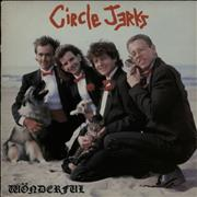 Click here for more info about 'Circle Jerks - Wonderful'