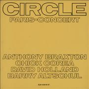 Click here for more info about 'Circle - Paris - Concert'