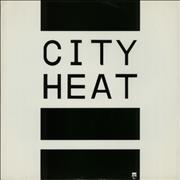 Click here for more info about 'City Heat - City Heat'