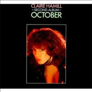 Click here for more info about 'Claire Hamill - October'