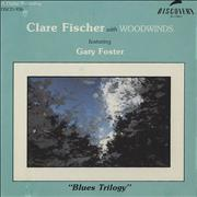 Click here for more info about 'Clare Fischer - Clare Fischer With Woodwinds - Blues Trilogy'