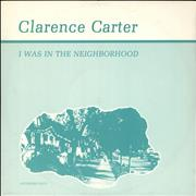 Click here for more info about 'Clarence Carter - I Was In The Neighborhood'