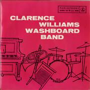 Click here for more info about 'Clarence Williams Washboard Band'