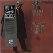 Click here for more info about 'Clark Terry - Duke With A Difference - stickered shrink'