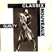 Click here for more info about 'Classix Nouveaux - Guilty - 4pr'