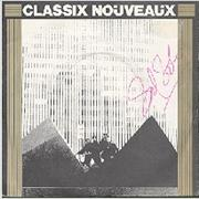 Click here for more info about 'Classix Nouveaux - Inside Outside - autographed by Sal Solo'