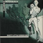 Click here for more info about 'Classix Nouveaux - Nasty Little Green Men'