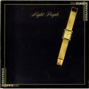 Classix Nouveaux Night People UK vinyl LP