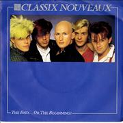 Click here for more info about 'Classix Nouveaux - The End...Or The Beginning?'