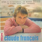 Click here for more info about 'Claude François EP'