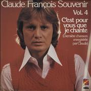 Click here for more info about 'Claude François - Claude François Souvenir Vol. 4'