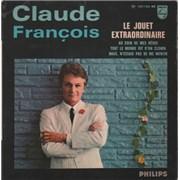 Click here for more info about 'Claude François - Le Jouet Extraordinaire'