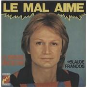 Click here for more info about 'Claude François - Le Mal Aimé'