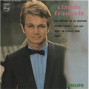 Click here for more info about 'Claude François - Les Choses De La Maison EP'
