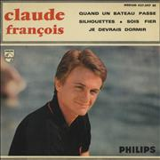 Click here for more info about 'Claude François - Quand Un Bateau Passe EP'