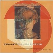 Claudia Brucken Absolute - EX UK CD single