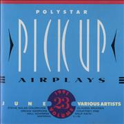 Claudia Brucken Absolute - Featured On Polystar Pickup Airplays Volume 23 Japan CD album Promo