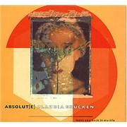 Claudia Brucken Absolute UK CD single