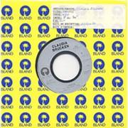 "Claudia Brucken Fanatic France 7"" vinyl Promo"