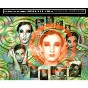 Claudia Brucken Kiss Like Ether - Jewel Case Germany CD single