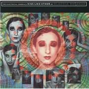 Claudia Brucken Kiss Like Ether UK CD single