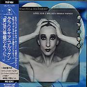 Claudia Brucken Love: And A Million Other Things Japan CD album Promo