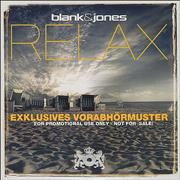 Claudia Brucken Unknown Treasure - on Blank & Jones Relax CD Germany CD single Promo