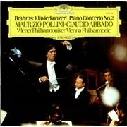Click here for more info about 'Maurizio Pollini - Brahms' Klavierkonzert & Piano Concerto No. 2'