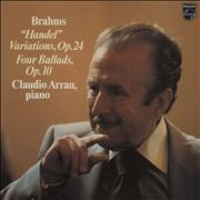 Click here for more info about 'Claudio Arrau - Brahms: