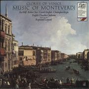 Click here for more info about 'Glories Of Venice - Music Of Monteverdi'