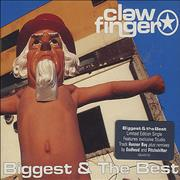 Click here for more info about 'Clawfinger - Biggest & The Best'