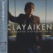 Click here for more info about 'Clay Aiken - A Thousand Different Ways'