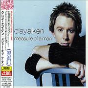 Click here for more info about 'Clay Aiken - Measure Of A Man'